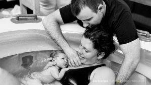La naissance physiologique <br>ou naissance respectée